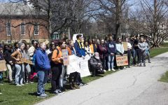 High Schoolers Hold Gun Violence Walkout
