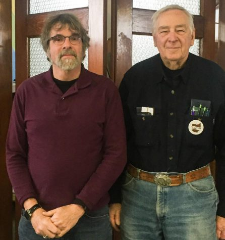 Off The Cuff: John Elder and Steve Hammond