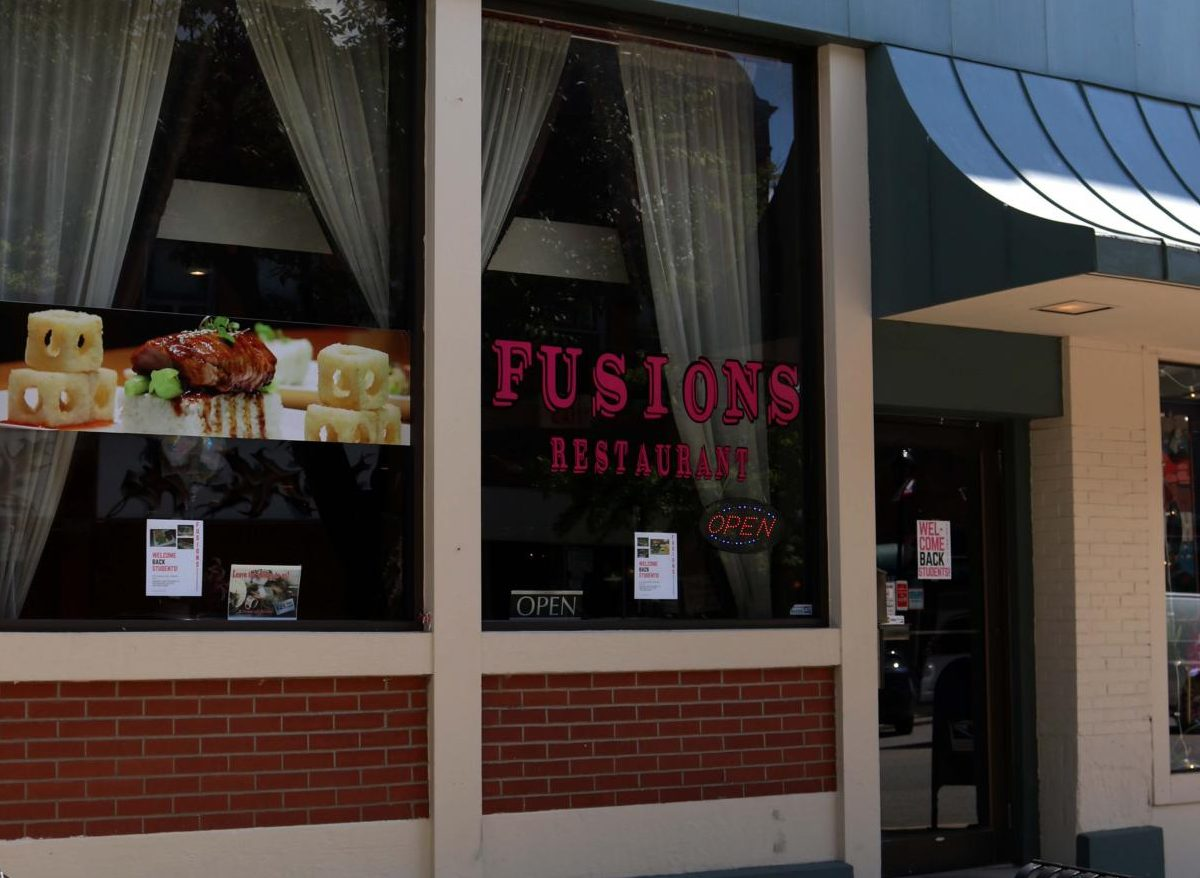 Fusions restaurant, located at 9 South Main Street focuses on serving a wide array of culturally authentic food options to its customers.