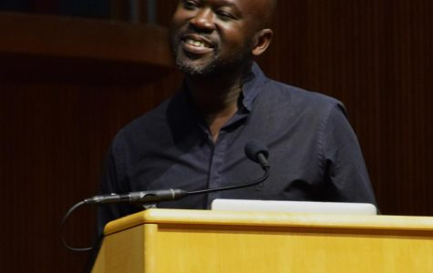 On The Record with Sir David Adjaye, Architect