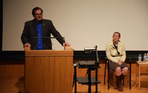 Candidates Speak at Non-Partisan Debate