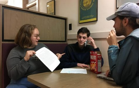 Students Phone Representatives In Protest