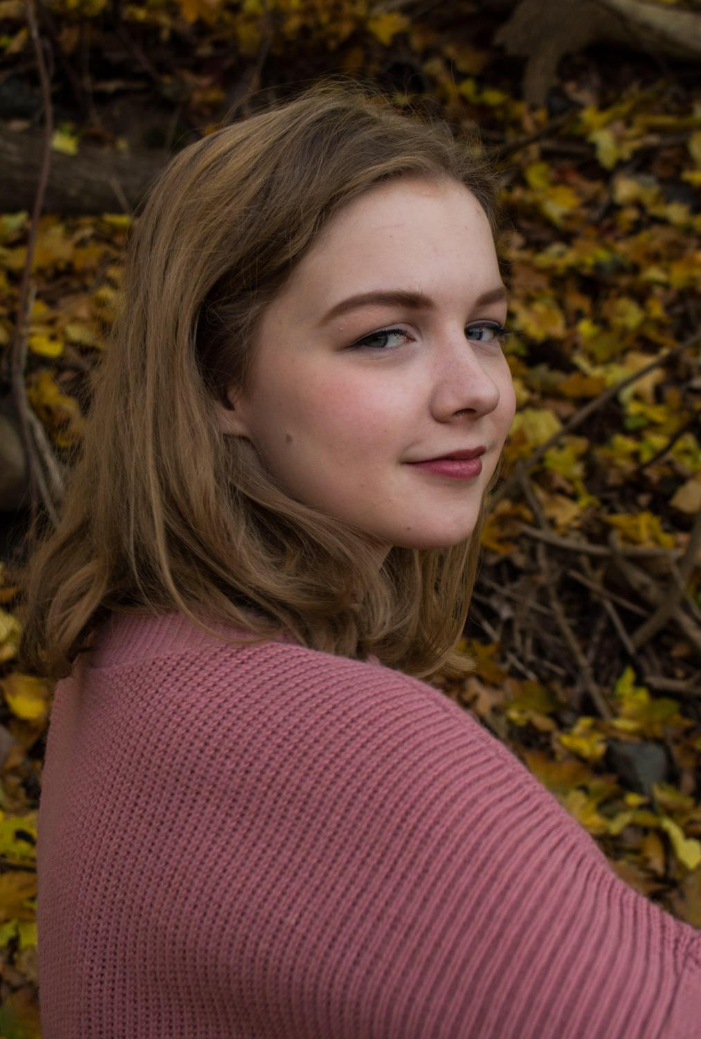 College sophomore Lauren Elwood choreographed Cabaret, which will be the first show performed in the new Irene & Alan Wurtzel Theater.