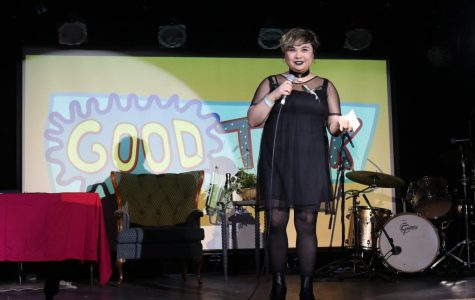 Good Talk Premieres at 'Sco with Stand-Up, Local Band