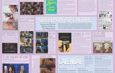 Oberlin In Pop Culture
