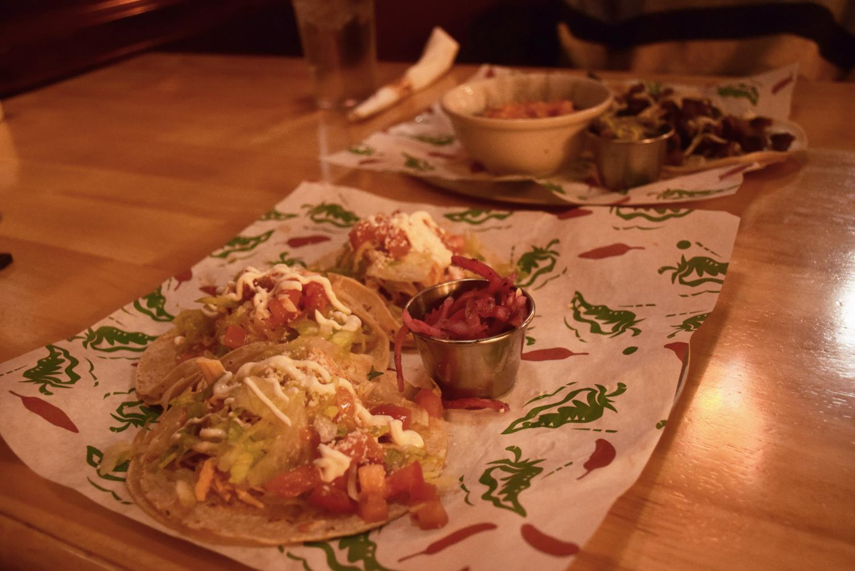 Catrina's Tacos Los de Tinga