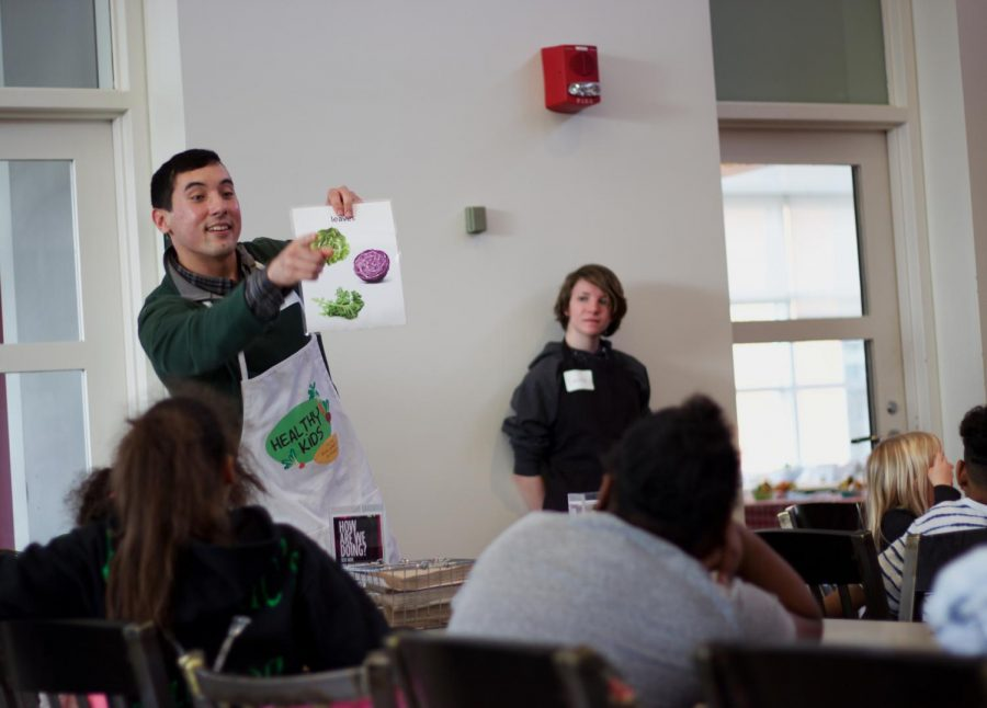 Oberlin Hosts Healthy Kids Workshop The Oberlin Review