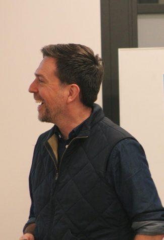 Ed Helms, OC '96, Comedian, Actor, Trustee