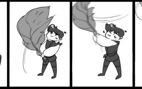 Comic: Pocket Hamlet