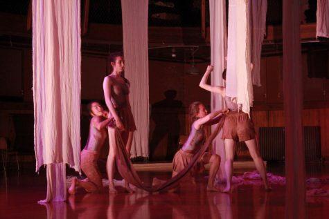 Senior Dance Shows Highlight Non-Traditional Performances