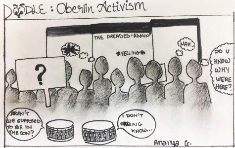 Doodle: Oberlin Activism