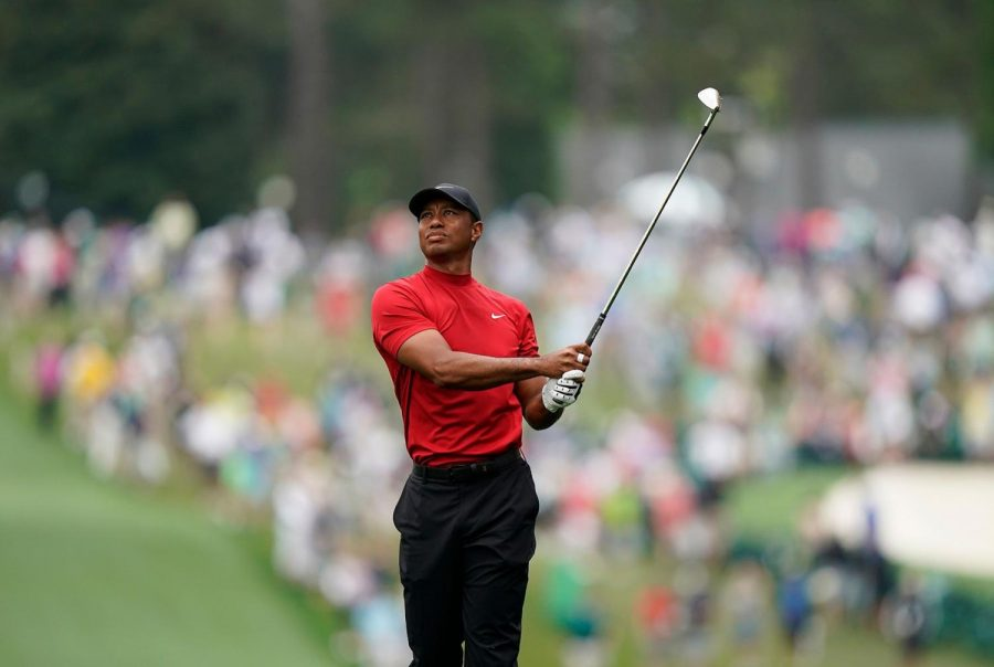 After+14+years+of+scandals%2C+injuries%2C+and+other+setbacks%2C+many+golf+fans+and+professional+athletes+are+calling+Tiger+Woods%E2%80%99+Masters+win+last+Sunday+the+greatest+comeback+in+sports+history.+For+Woods%2C+however%2C+it+meant+way+more%3A+It+was+the+first+time+his+two+children+got+to+see+him+at+his+best.