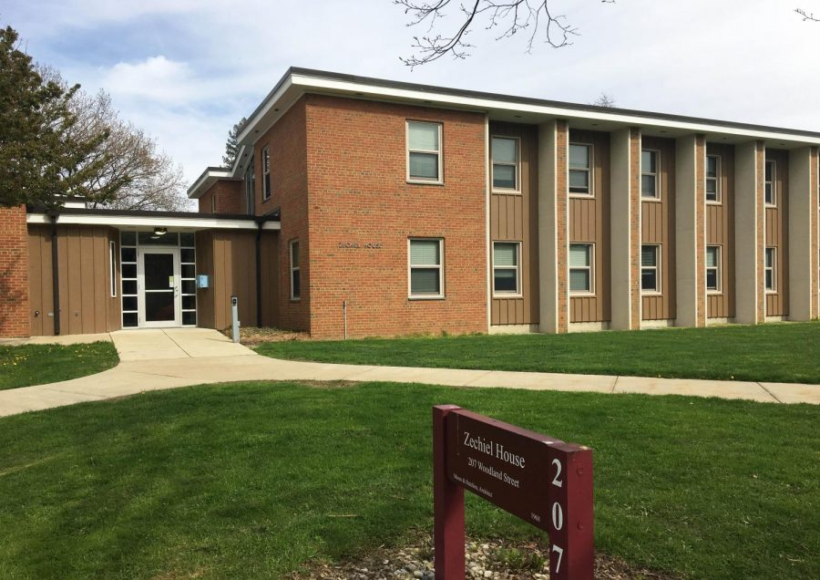 Zechiel House will transition into a first-year residence hall in fall 2019.