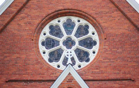 "Oberlin's Christ Episcopal Church has replaced its old rose window after providing 65 years of light. The old window, which was designed and created by Oberlin alumna Margaret Kennedy in 1955, had deteriorated beyond the point of possible restoration, and the church opted for a complete replacement. Kennedy created the old window in the basement of the church, where she set up her studio during her time at Oberlin. Kennedy created all the windows except for the courage window, which was made by New York artist Kenyon Cox. Her windows were installed in 1961. The new rose window was created by Peter Billington of the Whitney Stained Glass Studio, based in Cleveland. The window was dedicated on April 28 and depicts the resurrection of Jesus Christ. The new window's design greatly differs from the old window; however, there are hints of Kennedy's original design incorporated into the new window. ""We based it on traditional medieval glaziers,"" Billington said. Reverend Brian Wilbert explained that the new window was made possible by a gift given by Jane Baker Nord, an active member of the congregation, and her children. ""We have a long history of community outreach,"" Wilbert said. ""Mrs. Nord and her children gifted the funds in honor of Eric Nord and the Nord family legacy at Christ Church."""