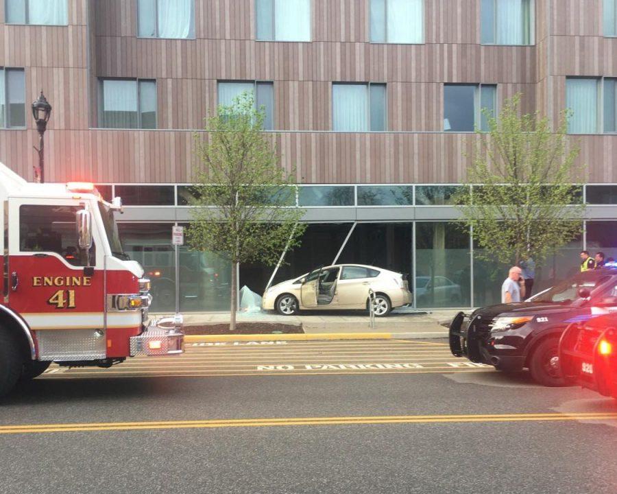 Car+Crash+Damages+The+Hotel+at+Oberlin