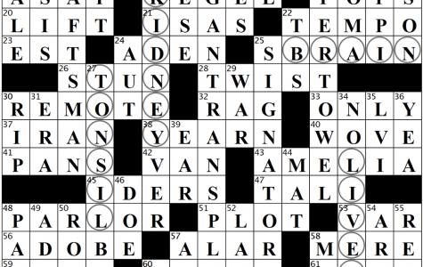 Organ Transplant Crossword Answers