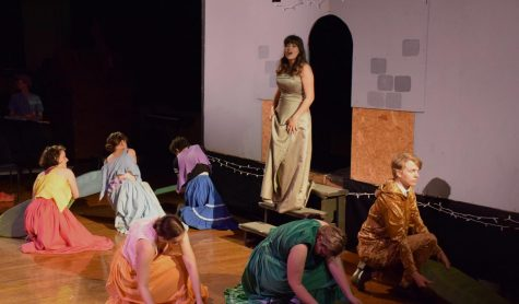 OMTA's Spamalot Presents Hilarious Monty Python Adaptation