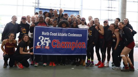 Women's Track and Field Win Sixth Championship Title