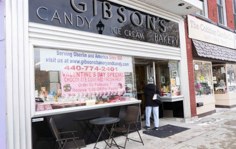 Gibson's Bakery is the plaintiff in the lawsuit against Oberlin College and Dean of Students Meredith Raimondo and was awarded $44.2 million by a Lorain County jury this week.