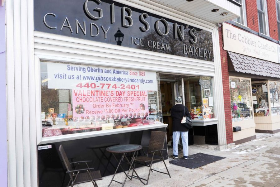 Gibson%27s+Bakery+is+the+plaintiff+in+the+lawsuit+against+Oberlin+College+and+Dean+of+Students+Meredith+Raimondo+and+was+awarded+%2444.2+million+by+a+Lorain+County+jury+this+week.