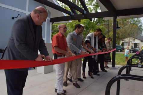 George A. Abram Memorial Pavilion Inauguration