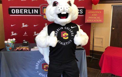 New Albino Squirrel Mascot Unveiled