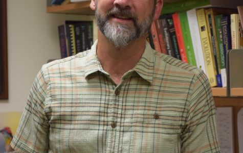 Off The Cuff: Keith Tarvin, Professor of Biology