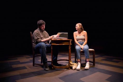 """Nuanced Adaptation of """"All This Intimacy"""" Opens in Kander"""