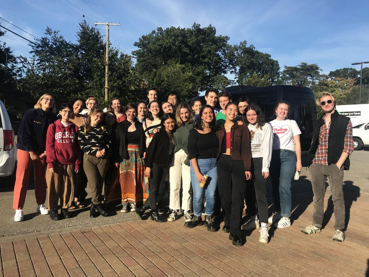 College second-years and ExCo instructors Marisa Kim and Serena Zets took their students on a field trip last week to see a live taping of The Bachelor. Kim and Zets teach BachCo, an ExCo analyzing The Bachelor and The Bachelorette franchise through political and sociological lenses.