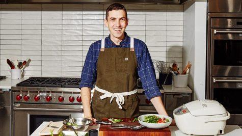 Chris Morocco, OC '03, Bon Appétit Food Editor