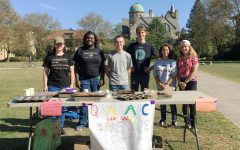 Queers and Allies Club Hosts Bake Sale on Wilder Bowl