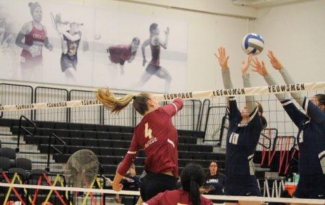 Women's Volleyball Takes Home First NCAC Win Of the Season