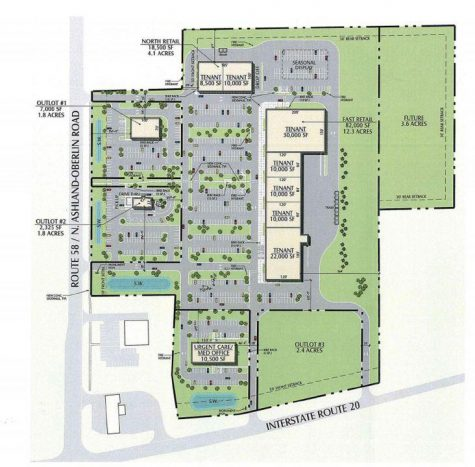 Shopping Center Plans Raise Concern at City Council Hearing