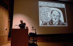 Cartoonist Eli Valley Discusses Jewish-American Identity