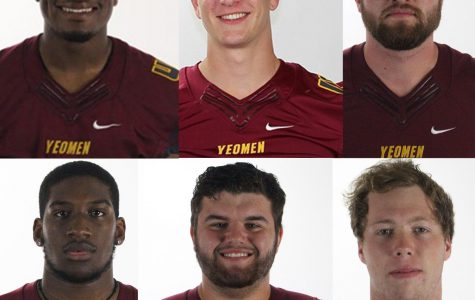 Football Sees Six All-NCAC Honorees