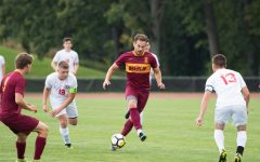 In The Locker Room with Jack McMilllin, Fourth-Year Varsity Soccer Player