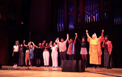 OHOP, OSLAM Center Black, POC Voices on Campus