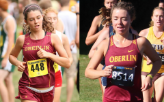 Marija and Lilly Crook: Sisters and Cross Country Teammates