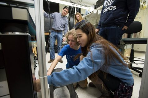 College Adds On-Campus Winter Term Projects