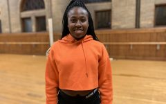 Chilly Wallace, First-Year Track & Field Record Breaker