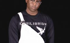 """Cyril Amanfo, """"Equilibrium"""" Student Playwright, Director"""