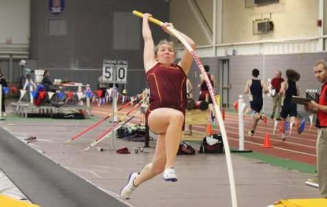 Women Pole Vaulters Look Toward Future
