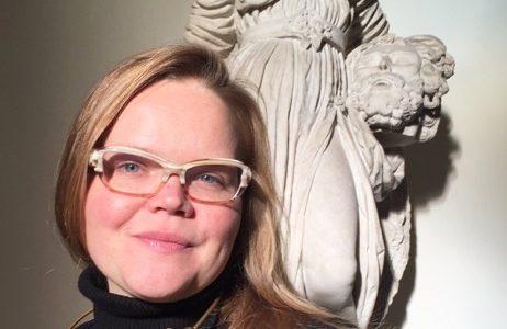 Hannah Wirta Kinney, AMAM Assistant Curator