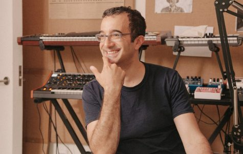 Jad Abumrad, OC '95, Creator of Radiolab, Dolly Parton's America
