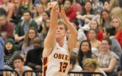 Fourth-Year Josh Friedkin Joins Oberlin's 1,000 Club