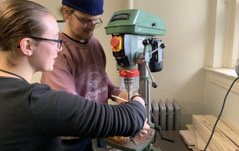 Makerspace Cultivates Student Creativity