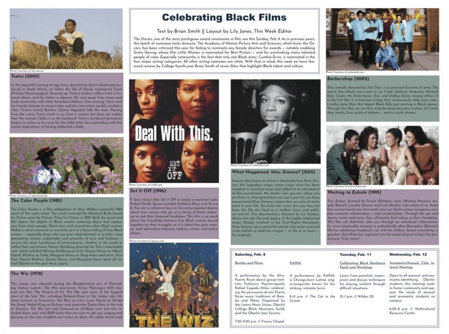 Celebrating Black Films