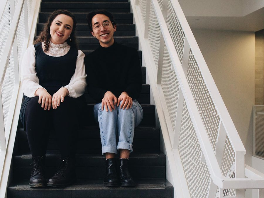 "Double-degree second-year Kenji Anderson will play the piano accompaniment to Conservatory second-year Julia Alexander's vocals in their Sunday recital ""Art song, etc."""