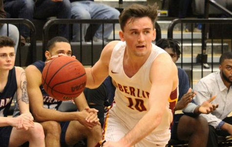 Christian Fioretti: Men's Basketball's Selfless Leader