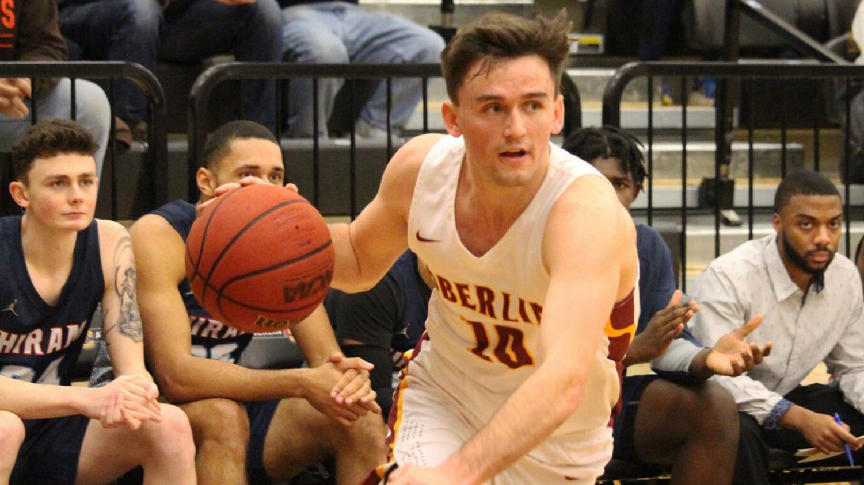 College fourth-year Christian Foretti.